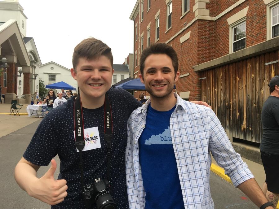Tyler Bennett, Staff Reporter