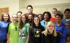 WCHS Spirit Week Hype