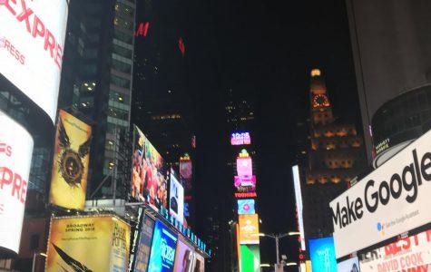 Seniors Take On NYC!