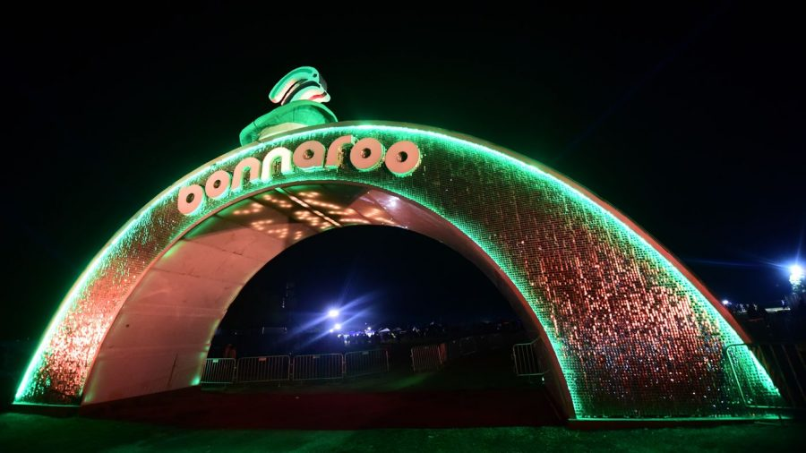 Night+time+of+the+music+festival+%22Bonnaroo%22