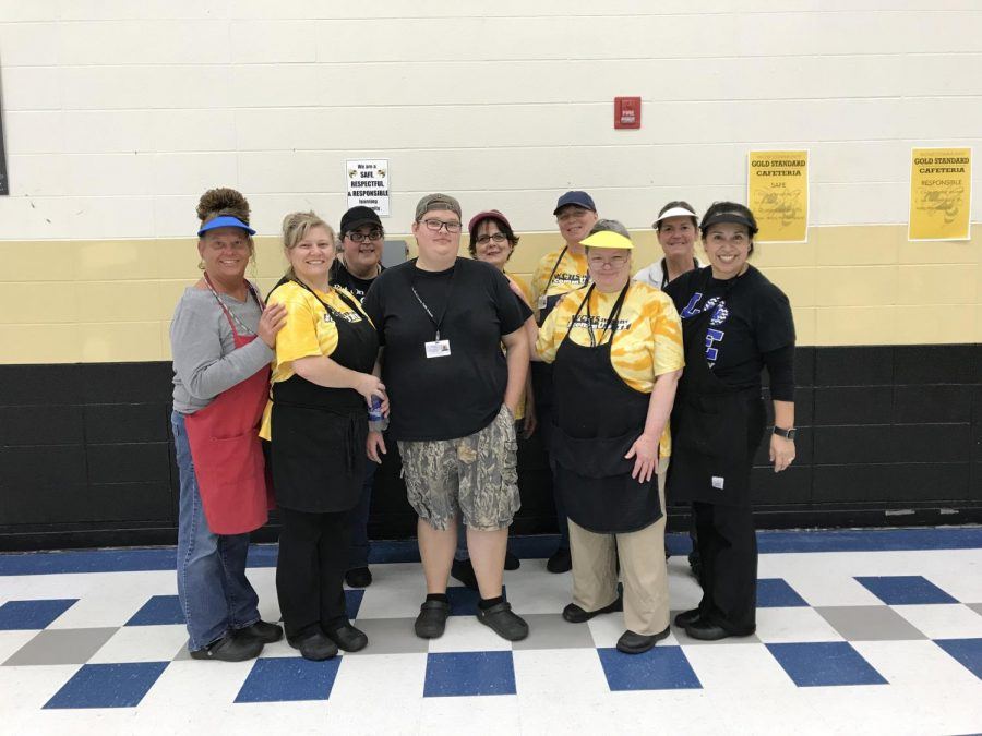 WCHS+Food+Service+staff.