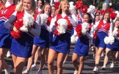 Wofo Cheerleaders Take On Disney