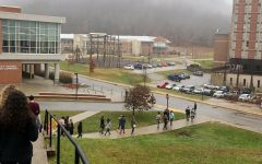 A Dreary Day for Discovery at Morehead State