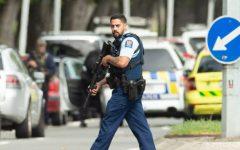 Christchurch New Zealand Shootings