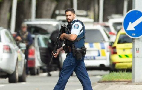 Christchurch New Zealand Shootings