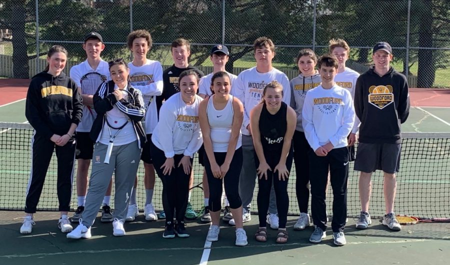 A Look at the 2019 WCHS Tennis Team
