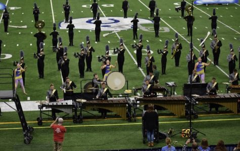 Percussion: The Heart of the Band