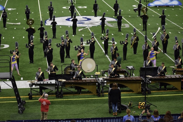 WCHS+Marching+Band+at+BOA+Grand+Nationals+in+Indianapolis%2C+IN.