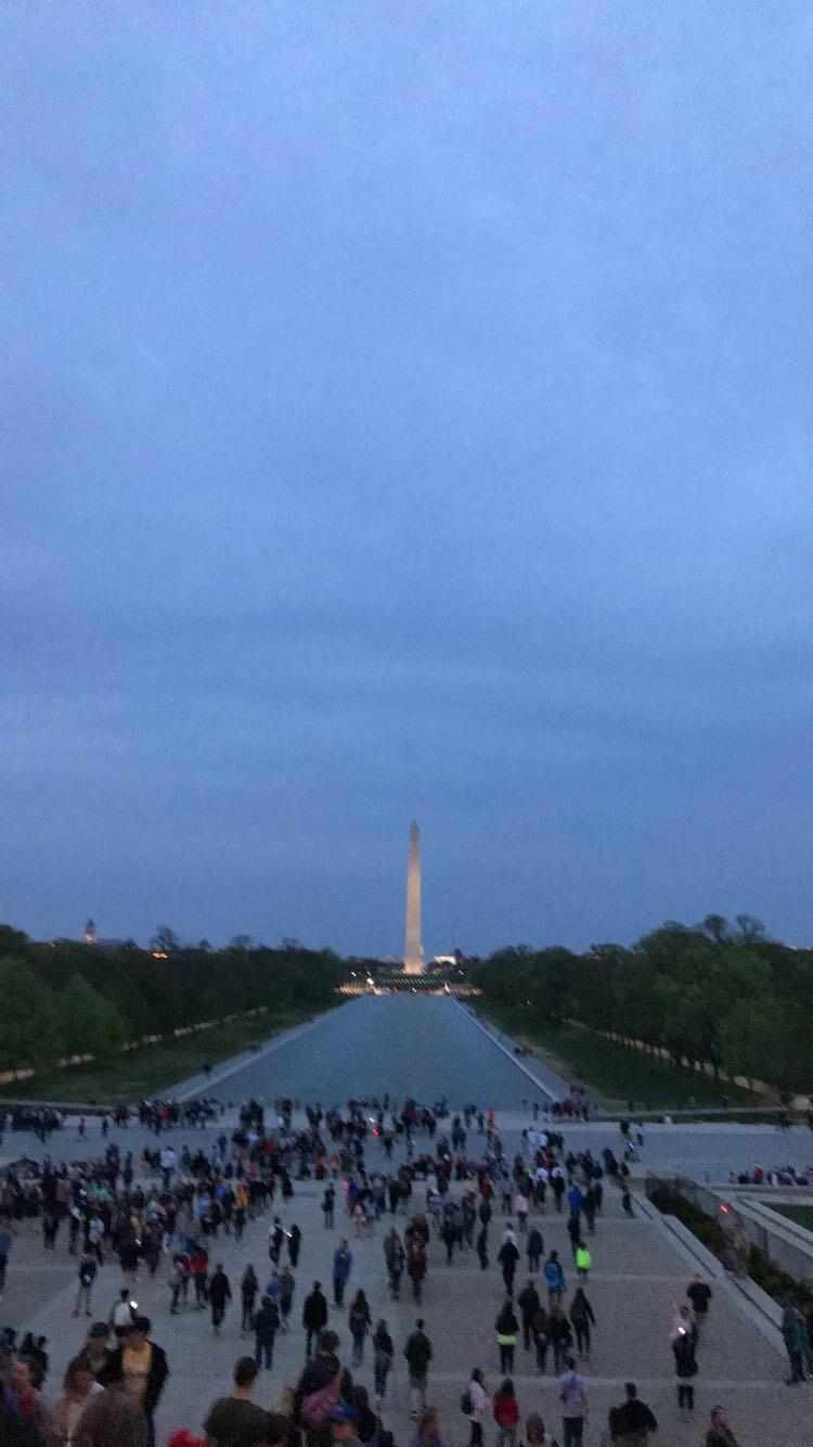 The+Washington+Monument.+
