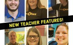 New Teacher Features 2019