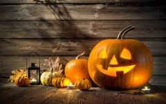 Tricks and Treats for Halloween