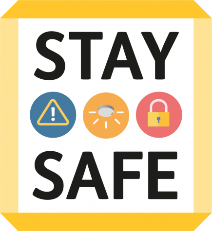 Tips and Tricks For Staying Safe!