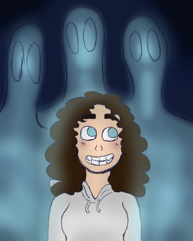 Ghosts Really Like Me