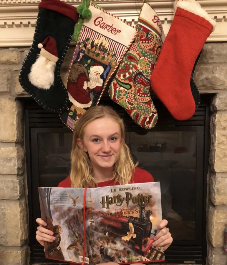 A+Harry+Potter+Kind+of+Christmas
