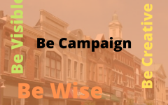 Be Involved in the Be Campaign