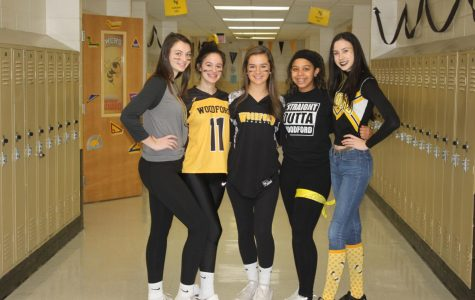 Woodford County Students (and Teachers) Love Spirit Week!
