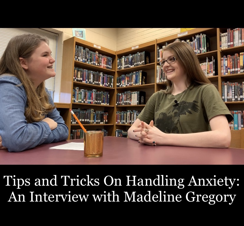 Tips and Tricks On Handling Anxiety: An Interview with Madeline Gregory