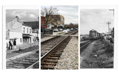 Midway, Kentucky: Then vs. Now