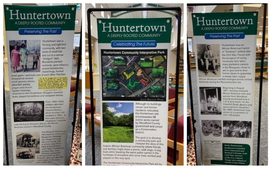 Huntertown+History+Project+Interview
