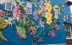 A gorgeous mural found on Main Street.  There are several that can be found in Downtown Frankfort.