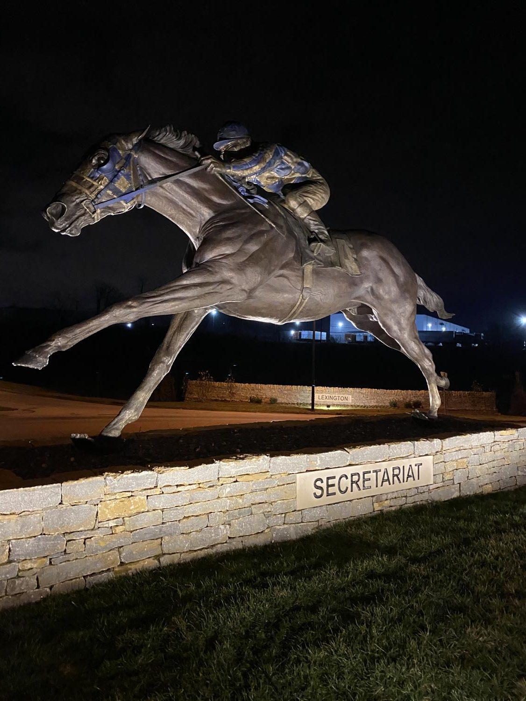 Seeing Secretariat