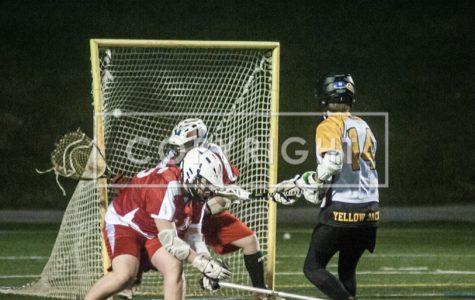 Nicholas Crowe: Lacrosse