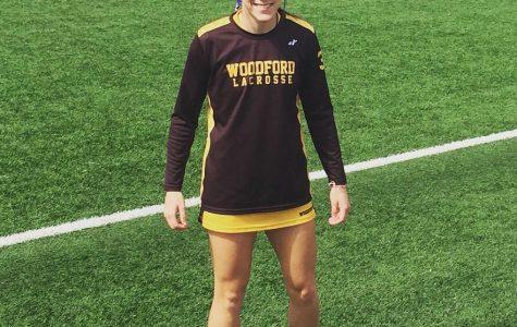 Brittany Sherrod: Lacrosse