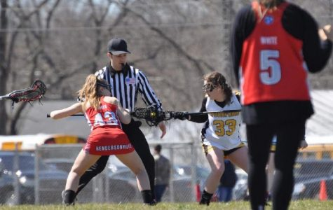 Brie Gaines: Lacrosse