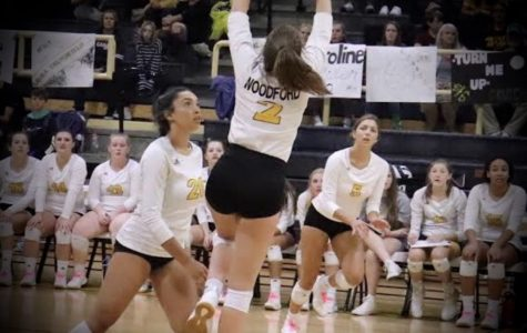Evelyn Milburn: Volleyball