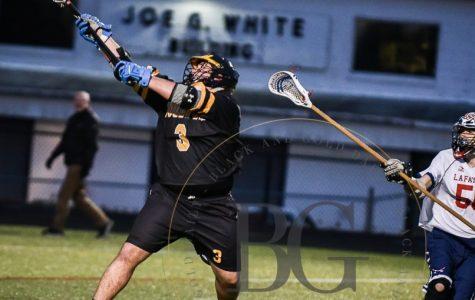 Matthew Quire: Lacrosse