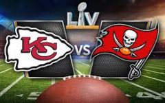 Super Bowl LV: Kansas City Chiefs versus the Tampa Bay Buccaneers
