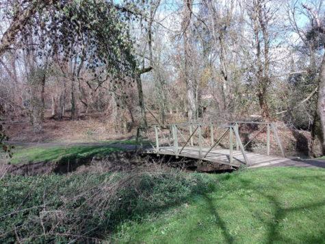Big Spring Park Trail.