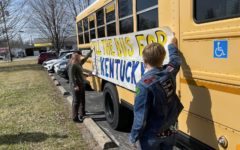 Woodford County Students Collect Supplies For Flood Victims