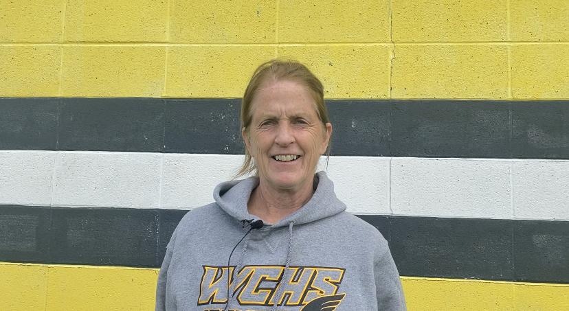 Tracey+Sobolewski+is+the+Head+Coach+of+WCHS+Track+and+Field.
