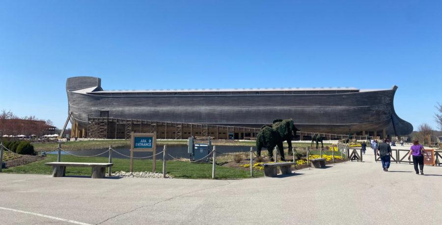 Noah's Ark (Ark Encounter)