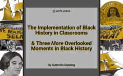 The Implementation of Black History in Classrooms