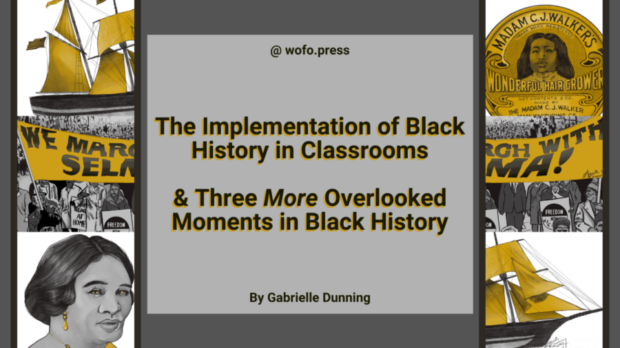 The+Implementation+of+Black+History+in+Classrooms